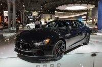 Maserati официально рассекретила особый седан Ghibli Nerissimo