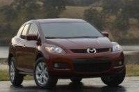 Mazda CX-9 и CX-7 получили высшие баллы в крэш-тестах