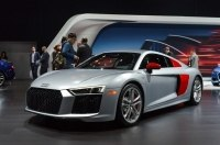 Audi представила в Нью-Йорке особое купе R8 Coupe Audi Sport Edition