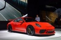 Porsche 911 GT3 2018 модельного года представлен в Нью-Йорке