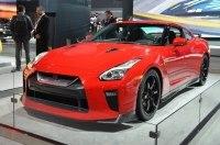Nissan GT-R Track Edition дебютировал в Нью-Йорке