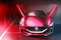 Электрическое купе MG сможет проехать без подзарядки до 500 километров