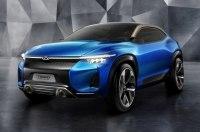 Chery рассекретила купеобразный кроссовер Tiggo Coupe Concept