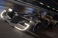Renault придумала полноприводный болид Формулы-1 2027 года