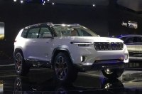 Jeep подготовил для китайцев семиместное «облако»