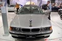 Выставлен на продажу уникальный BMW 7 Джеймса Бонда