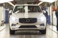 Новый Volvo XC60 официально встал на конвейер