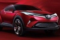 Концептуальный кросс Toyota Way Concept встанет на конвейер в 2018 году