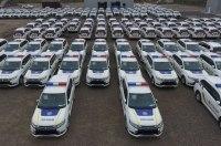 Первые Mitsubishi Outlander PHEV готовы заступить на службу