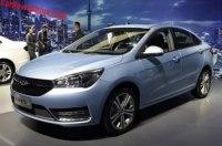 Новый электромобиль Chery способен проехать 400 км без подзарядки