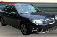 Китайская копия Saab 9-3 станет электромобилем