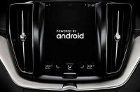 Будущие автомобили Volvo получат мультимедийные комплексы на базе Android