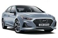 Hyundai представил обновлённый гибридный седан Sonata Hybrid