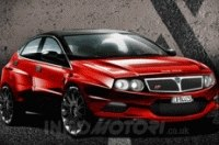 В интернет попали скетчи Lancia Delta 2009