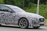 Jaguar вывел на тесты конкурента BMW M3