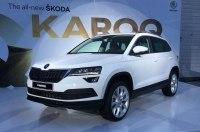 Стали известны комплектации нового SUV SKODA KAROQ
