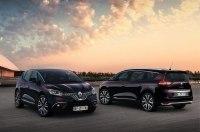 У Renault Scenic появилась роскошная версия