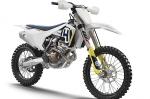 Новые мотоциклы Husqvarna для мотокросса
