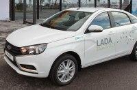 «АвтоВАЗ» начал производство двухтопливной LADA Vesta CNG