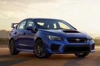 Официально представлен экстремальный седан Subaru WRX STI Type RA