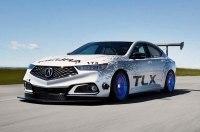 Acura выставит на гонку по подъему на Пайк Пик 500-сильный седан