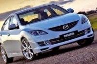 """Новая Mazda6 будет легче и """"красивее"""". Фото"""