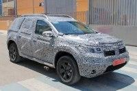 Новый Dacia Duster представят 22 июня в Париже