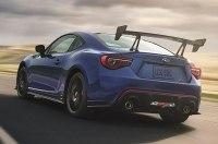 Subaru построила трековый вариант купе BRZ
