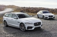 Компания Jaguar официально представила универсал XF Sportbrake нового поколения