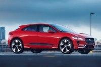 Началось серийное производство электрического кроссовера Jaguar