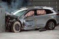 Кроссовер Mazda CX-9 получил рейтинг безопасности