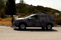Новый Renault Duster впервые показали на видео