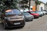 АИС СИТРОЕН ЦЕНТР НА NEW CARS FEST 2017