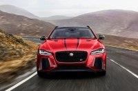Представлен рендер «заряженного» универсала Jaguar XF Sportbrake SVR