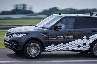 Land Rover показал первый внедорожник c автопилотом