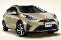 Компактная версия Toyota Prius стала кроссовером
