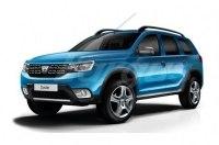 Dacia Duster 2018: изображения подробности нового кроссовера
