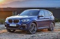 BMW представила кроссовер X3 нового поколения