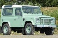 Land Rover Defender Роуэна Аткинсона уйдет с молотка