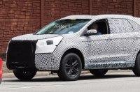 Ford Edge 2019 замечен на тестах