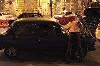 Азербайджанский водитель «Лады» отказался от помощи чемпиона Формулы-1