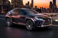 Lexus представит осенью два новых кроссовера