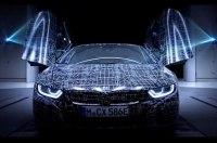 BMW анонсировала гибридный родстер i8
