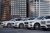 Через 2 года все автомобили Volvo станут электрокарами или гибридами
