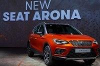 Новий SEAT Arona: сучасне міське авто