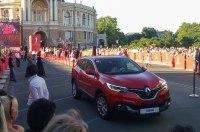 Renault и красная дорожка Одесского кинофестиваля 2017
