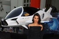 Lexus и SKYJET приземлились на красную дорожку премьеры фильма Люка Бессона «Валериан и город тысячи планет»