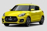 Рассекречен новый «заряженный» Suzuki Swift Sport