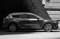 Mazda показала трехрядный кроссовер CX-8