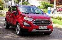 Обновлённый Ford EcoSport добрался до Бразилии
